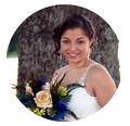 natural bridal portrait in concord, nc