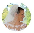 bridal portrait in Aiken, SC
